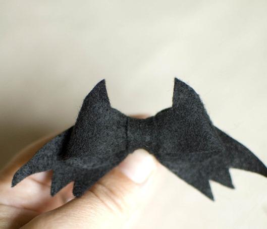 bat bow step 7