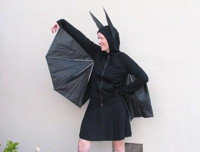 bat from evil mad scientist