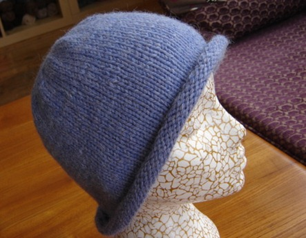 beginner hat pattern from sheep shop cambridge
