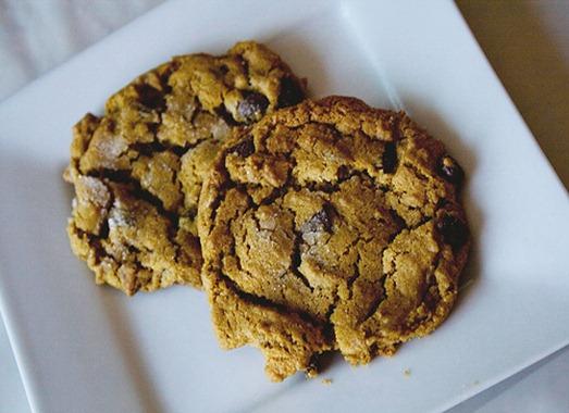 flourless sunbutter cookies from sugar crafter