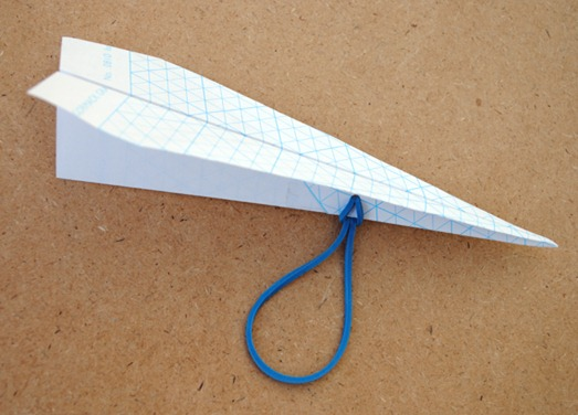paper airplane catepult mini eco
