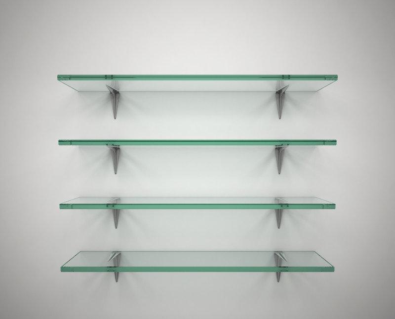Glass Shelves Glass Bathroom Shelves One Day Glass