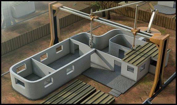 Inicia la construcci n de la primera casa que usa for Impresion 3d construccion