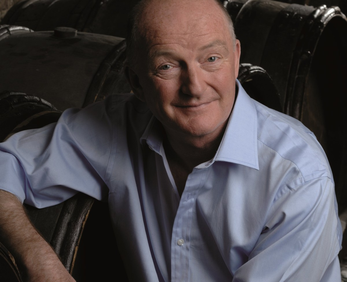 Wine Press: Oz Clarke shares wine tips as 2015 Pocket book launches