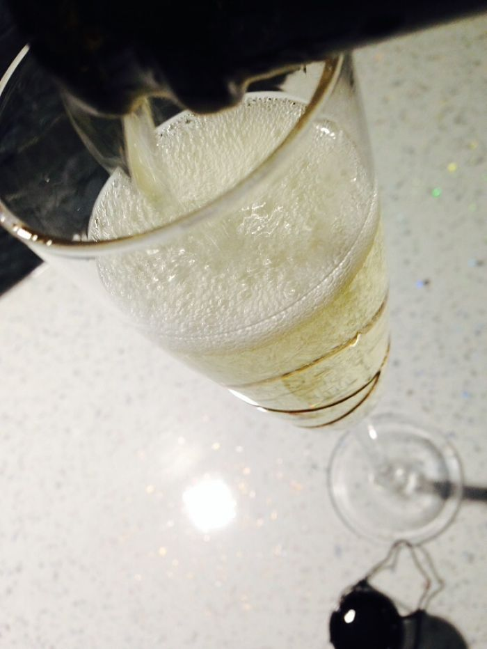 Bring in the New Year with a perfect sparkling wine pop!