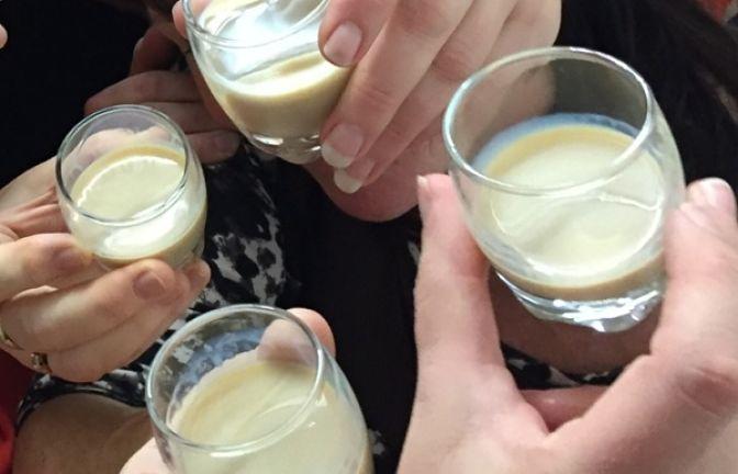 Which cream liqueur wins 14-bottle mystery taste test?