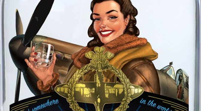 Spitfire Heritage Gin takes spirit of icon to soar to new heights