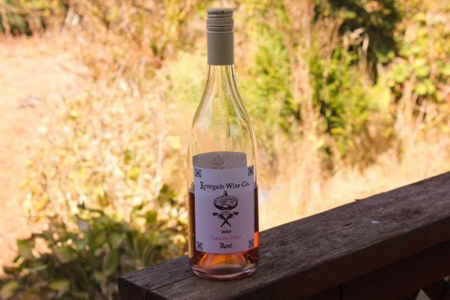2014 Renegade Wine Co. Rosé