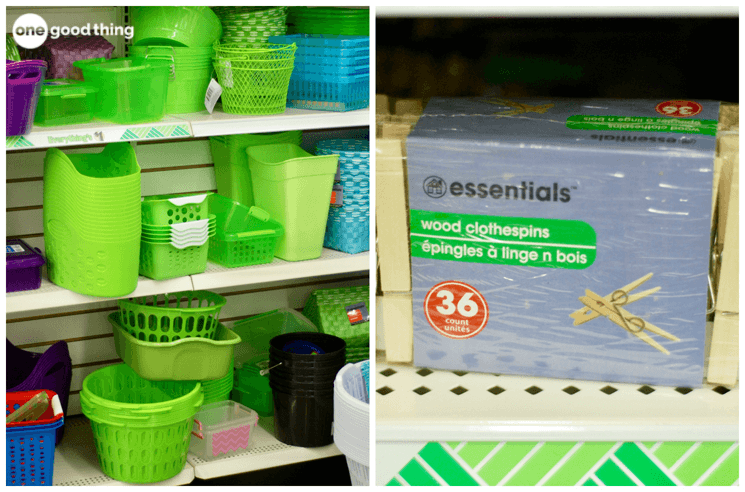 What To Buy At The Dollar Store And What To Skip