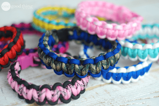 Make Your Own Mosquito Repellent Bracelet One Good Thing
