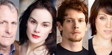 Netflix Godless Cast New Mexico Film