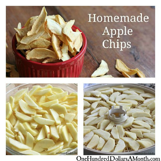 how to make crisps in a dehydrator