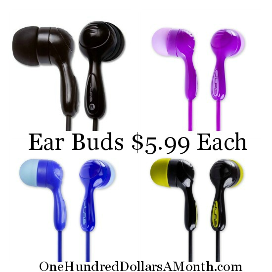 deals on ear buds