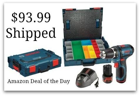 Bosch Tool Set