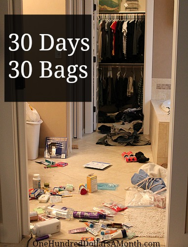 How to Get Organized in 30 Days