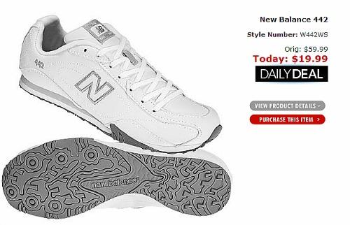 New Balance Shoe 442
