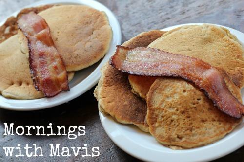 mornings with mavis butterfield