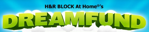 H R Block dreamfund sweepstakes