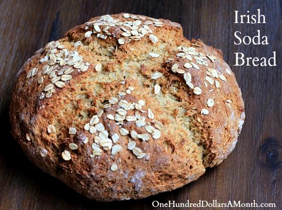 This is my absolute favorite Irish Soda Bread Recipe.