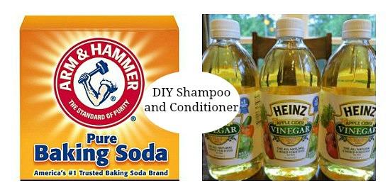 diy shampoo and conditioner