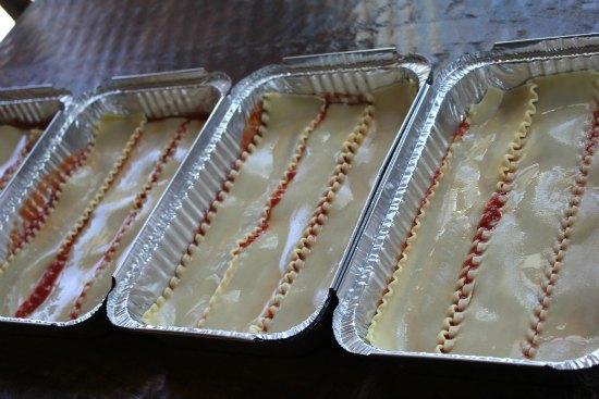 Freezer Meals - Lasagna with Meat Sauce 2