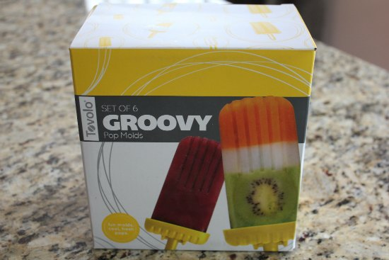 Tovolo groovy pop molds