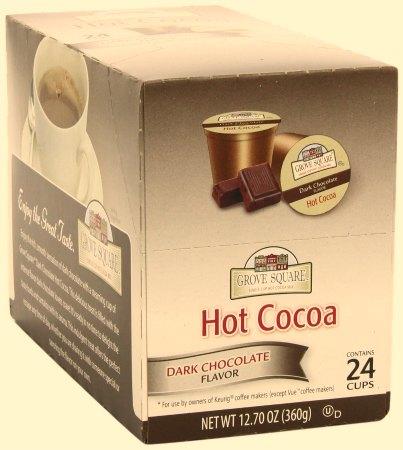 Grove Square Hot Cocoa, Single Serve Cup