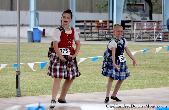 Pacific Northwest Scottish Highland Games
