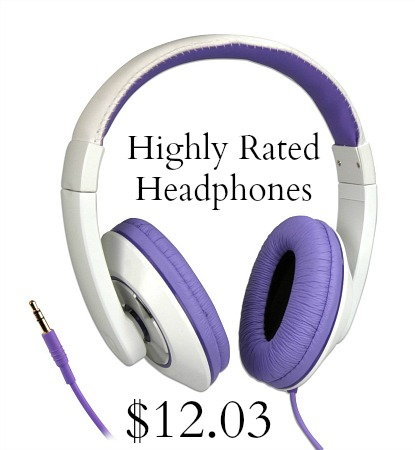 highly rated head phones