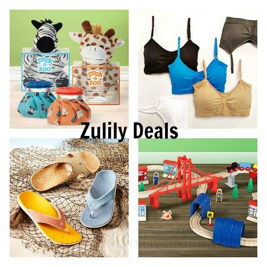 zulily deals