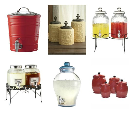 glass drink containers