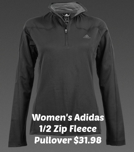 Women's HT 1 Sided 12 Zip Fleece Pullover