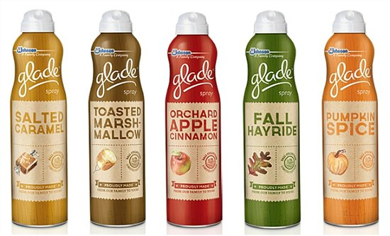 glad fall product coupons