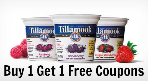 tillamook yogurt coupons