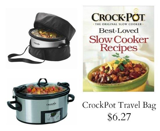 crockpot travel bag