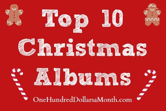 Top Ten Christmas Albums