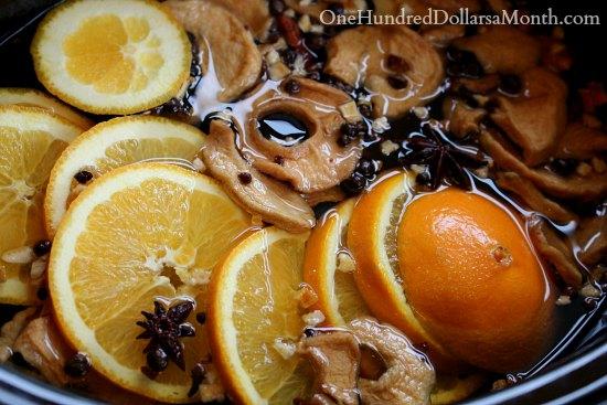 mulling cider recipe