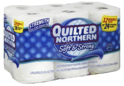 quilted northern double rolls