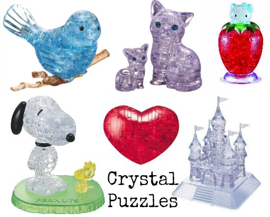 crystal puzzles