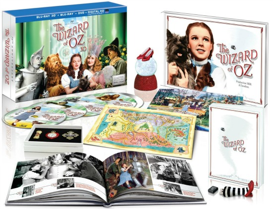the wizard of oz collection dvd set