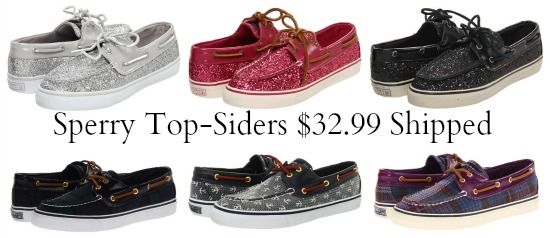 sperry top-siders