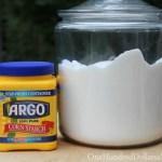 How to Make Powdered Sugar