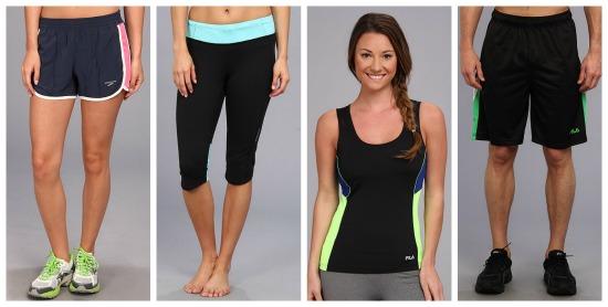 brooks workout clothing