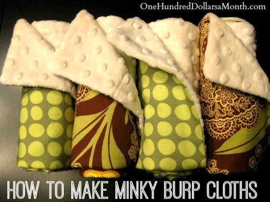 how to cut minky fabric straight