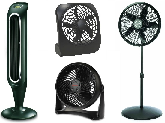 inexpensive fans