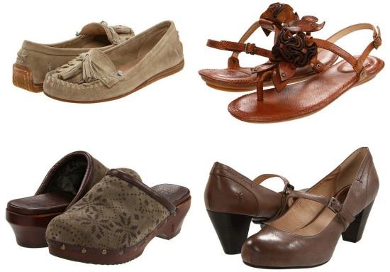 frye shoes on sale