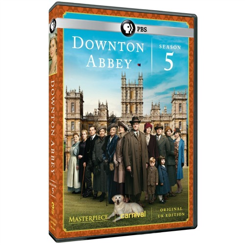 downton abbey season 5