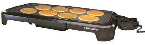 black and decker pancake griddle