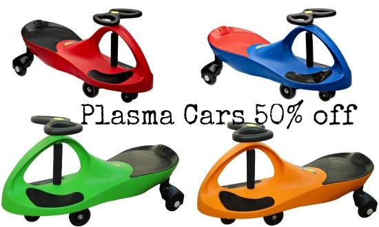 plasma cars