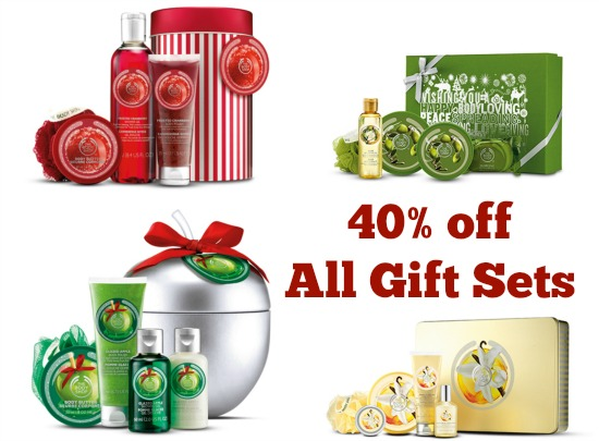 the body shop gift sets